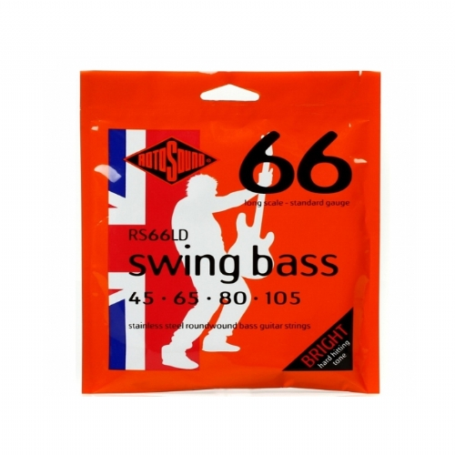 ROTOSOUND  RS66LD SWING BASS 045 - 105