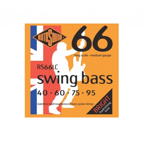 ROTOSOUND SWING BASS RS66LC 040 - 95